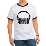 Custom QR Headphones Ringer T
