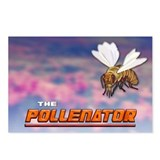 The Pollenator... Postcards (Package of 8)