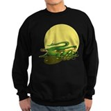 Sweatshirt black / Tai Chi design
