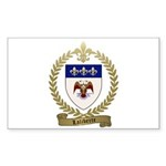 LALIBERTE Family Crest Sticker (Rectangle 10 pk)