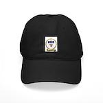 LALIBERTE Family Crest Black Cap