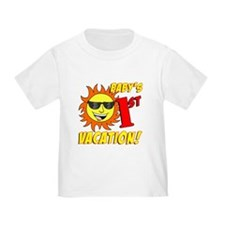 Baby's First Vacation T