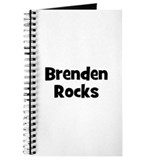 Brenden Rocks Journal