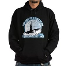 Designed to Sink Hoodie (dark)