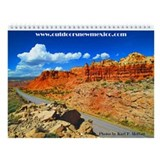 Outdoors New Mexico 2012 Wall Calendar
