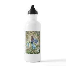 Blue Bell Fairy Water Bottle