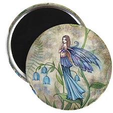 Blue Bell Fairy Magnet
