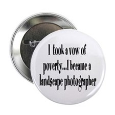"Vow of Poverty 2.25"" Button"