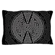 Celtic Dragons Pillow Case