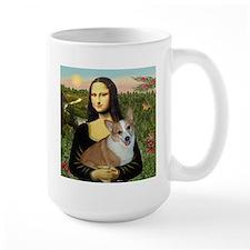 Mona - Corgi (Pembr-L) Mug
