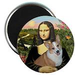 Mona - Corgi (Pembr-L) Magnet