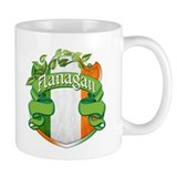 Flanagan Shield Small Mug