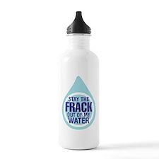 Unique No frack Water Bottle