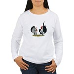 Serama Bantams Women's Long Sleeve T-Shirt