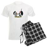 Serama Bantams Men's Light Pajamas
