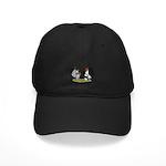 Serama Bantams Black Cap
