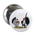 "Serama Bantams 2.25"" Button (100 pack)"