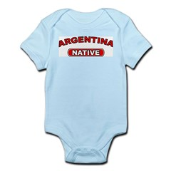 Argentina Native Infant Creeper