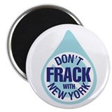 Don't Frack with New York! Magnet