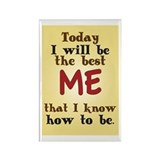 Daily Affirmation Magnet