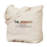 The Whisperer Tote Bag