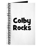 Colby Rocks Journal