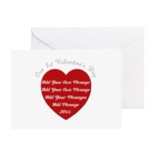 Our 1st Valentine's Day Greeting Card