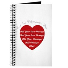 Our 1st Valentine's Day Journal