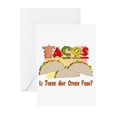 Food Lovers Greeting Cards (Pk of 20)