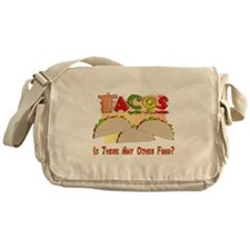Food Lovers Messenger Bag