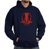 Skull Catcher - Disc Golf Hoodie