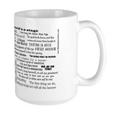 Complete Works of Shakespeare Mug