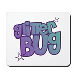 Glitterbug Mousepad