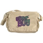 Glitterbug Messenger Bag