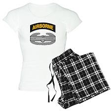 CAB w Airborne Tab - Gold pajamas