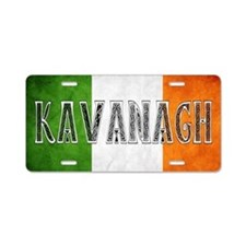 Kavanagh Shield Aluminum License Plate