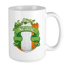 Keane Shield Mug