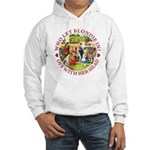 Who Let Blondie In? Hooded Sweatshirt