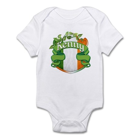 Kenny Shield Infant Bodysuit