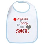 OYOOS Laughter Good for the Soul Bib