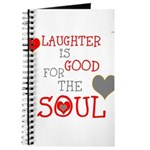OYOOS Laughter Good for the Soul Journal