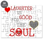 OYOOS Laughter Good for the Soul Puzzle
