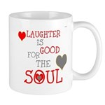 OYOOS Laughter Good for the Soul Mug