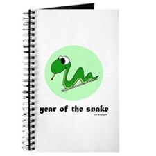 Year of the Snake (kids) Journal