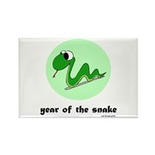 Year of the Snake (kids) Rectangle Magnet