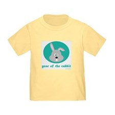 Year of the Rabbit (kids) T