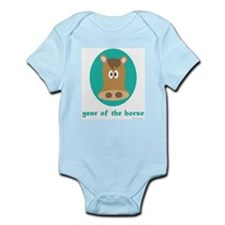 Year of the Horse (kids) Infant Creeper