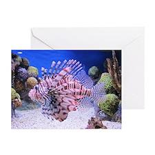 SALT WATER FISH Greeting Cards (Pk of 20)