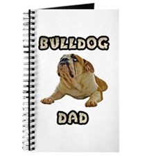 Bulldog Dad Journal