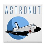 The Astronut's Tile Coaster